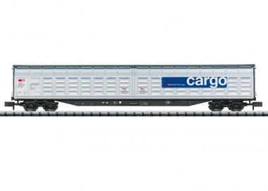 Trix 18427 SBB Cargo Schiebewandwagen 4-achs Ep.5
