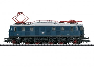 Trix 22451 DB E-Lok BR E18 stahlblau Ep.3