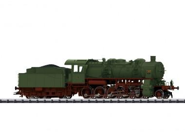 Trix 22458 W.St.E. Güterzug-Dampflok G 12 Ep.1