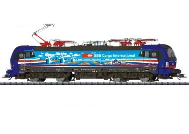 Trix 22735 SBB Cargo E-Lok BR 193 Ep.6