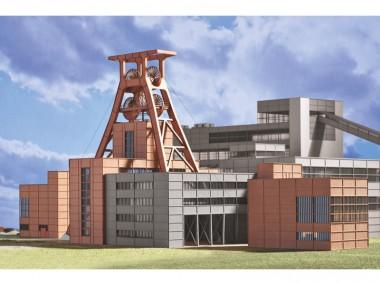 Trix 66310 Zeche Zollverein Förderanlage
