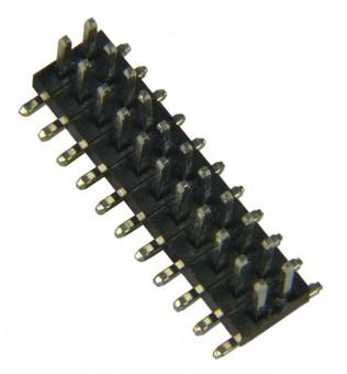 Zimo PLUX22 22-pol PluX SMD Stiftleiste