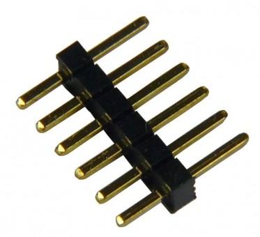 Zimo STIFT6 6-pol Stiftleiste NEM651
