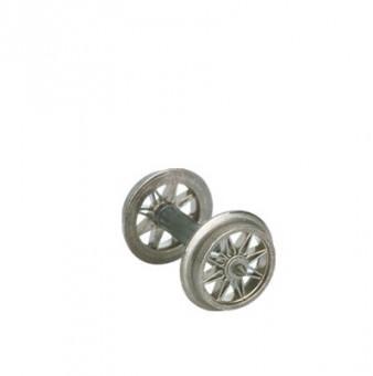 Brawa 2183 AC Speichenradsatz Spitzenlagerung