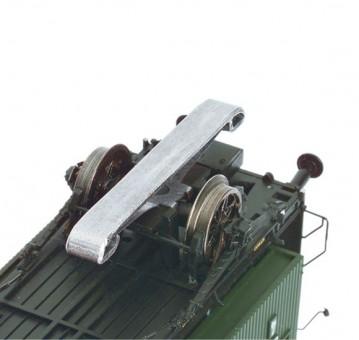 Brawa 2222 AC Schleifer für Abteilwagen 4-achs