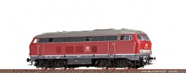 Brawa 41163 Diesellok 216 DB, IV, AC Dig. EXTRA