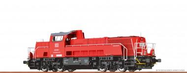 Brawa 42732 DBAG Diesellok BR 265 Ep.6