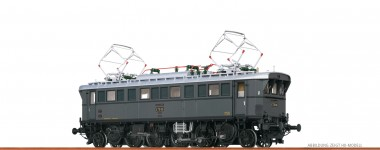 Brawa 43238 DRG E-Lok E75 Ep.2