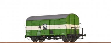 Brawa 47980 ZF ged. Güterwagen 2-achs Ep.4