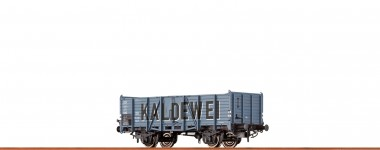 Brawa 48438 DB Kaldewei offener Güterwagen Ep.3