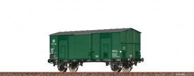 Brawa 48566 DR gedeckter Güterwagen Ep.3