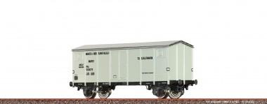 Brawa 48567 MAV gedeckter Güterwagen Ep.3