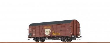 Brawa 48741 DB Melitta gedeckter Güterwagen Ep.3
