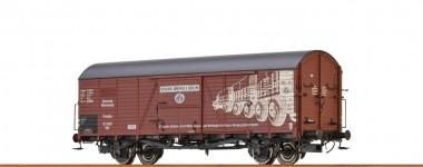 Brawa 48742 DRG KBB ged. Güterwagen 2-achs Ep.2