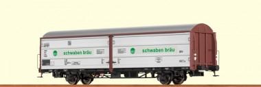 Brawa 48975 DBAG Schiebewandwagen 2-achs Ep.4