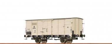 Brawa 49720 DSB gedeckter Güterwagen Ep.3