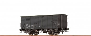 Brawa 49726 SNCF gedeckter Güterwagen Ep.3