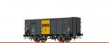 Brawa 49739 DB UHU gedeckter Güterwagen Ep.3