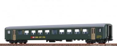 Brawa 65235 Personenwagen n EW II SBB, IV