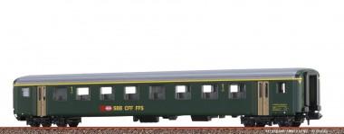 Brawa 65237 Personenwagen n EW II SBB, IV