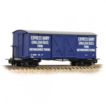 Bachmann Branchline 393-029 EDC Gedeckter Güterwagen 4-achs