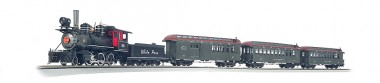 Bachmann USA 25024 White Pass & Yukon Startset Personenzug