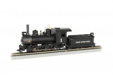 Bachmann USA 29401 Dampflok Typ 0-6-0
