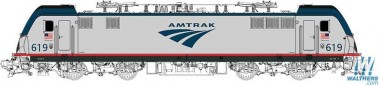 Bachmann USA 67401 Amtrak E-Lok ACS-64 Ep.6
