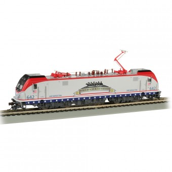 Bachmann USA 67403 Amtrak E-Lok ACS-64 Ep.6