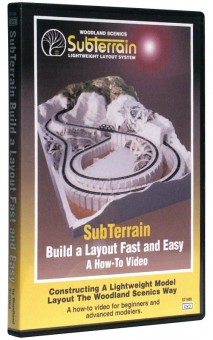 Woodland WST1400 How-to build SubTerrain-DVD