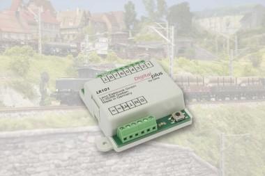 Lenz 11201 Rückmeldebaustein LR101