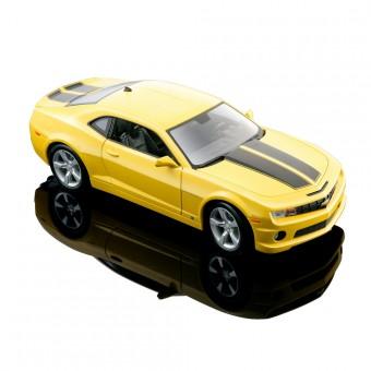 Maisto 31173 Chevrolet Camaro SS RS gelb/schwarz