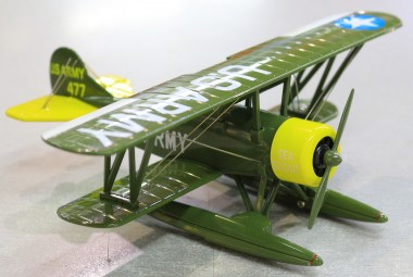 Model Power MP6402 Bi-Wing Army oliv /drab