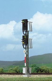 Busch 5805 DB Block- und Vorsignal mit LEDs
