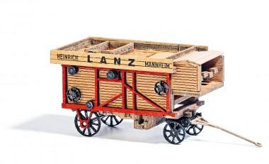 """Busch 8722 Dreschmaschine """"Lanz"""""""