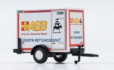 VK Modelle 04241 1a Koffer-Anhänger ASB-Rettungsdienst