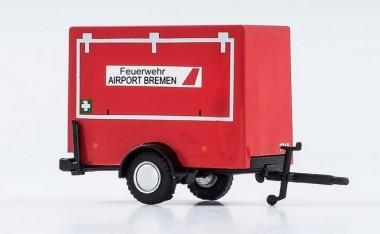 VK Modelle 04242 1a Koffer-Anhänger FW Airport Bremen