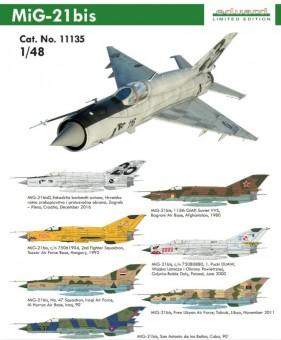 Glow2B 3911135 MiG-21BIS  -  Limited Edition