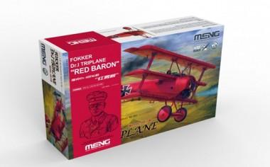 Glow2B 5930274 Fokker Dr.I Triplane 'Red Baron' m.Büste