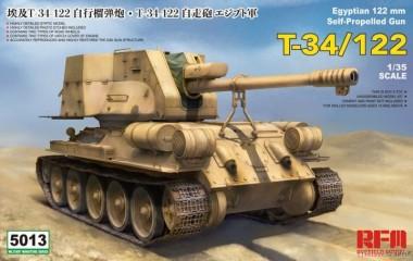 Rye Field Model RM-5013 T-34/122 'Egyptian'
