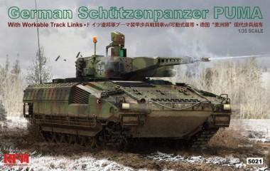 Rye Field Model RM-5021 German Schützenpanzer Puma