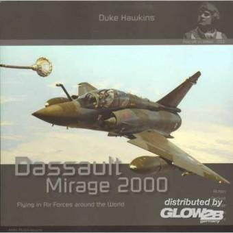 Historical Military Heritage A 003 Dassault Mirage 2000