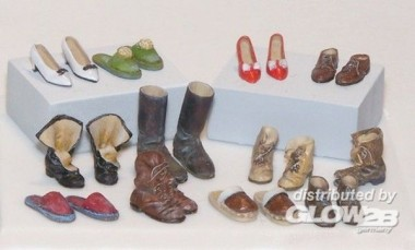 plusmodel 396 Schuhe