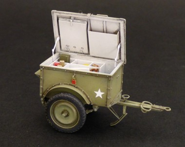 plusmodel 538 U.S.Telephone trailer K-38