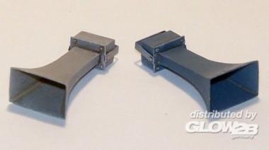 plusmodel EL054 Rechteckige Lautsprecher