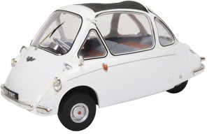 Oxford 18HE004 Heinkel Kabine Grecian White