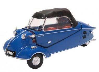 Oxford 18MBC006 Messerschmitt KR200 Convertible blau
