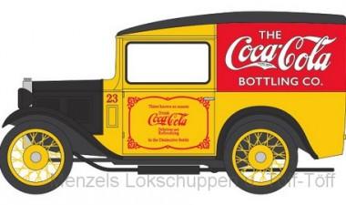 Oxford 43ASV008CC Austin 7 Van Coca Cola