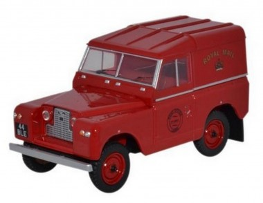 Oxford 43LR2S001 Land Rover Serie 2 SWB Royal Mail
