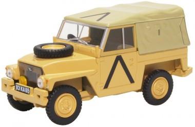 Oxford 43LRL008 Land Rover Lightweight Gulf War